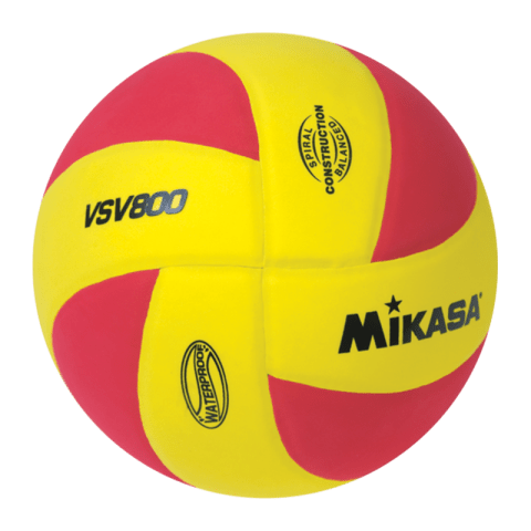 Mikasa Squish VSV800 YR Pool Volleyball