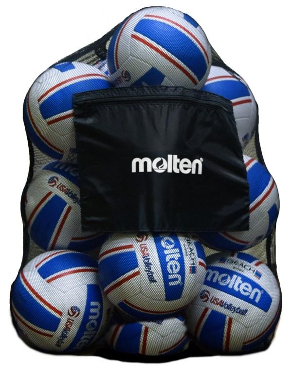 Molten Large Mesh Ball Carry Bag SPB