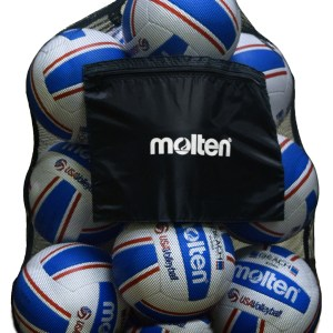 Molten Large Mesh Ball Carry Bag SPB