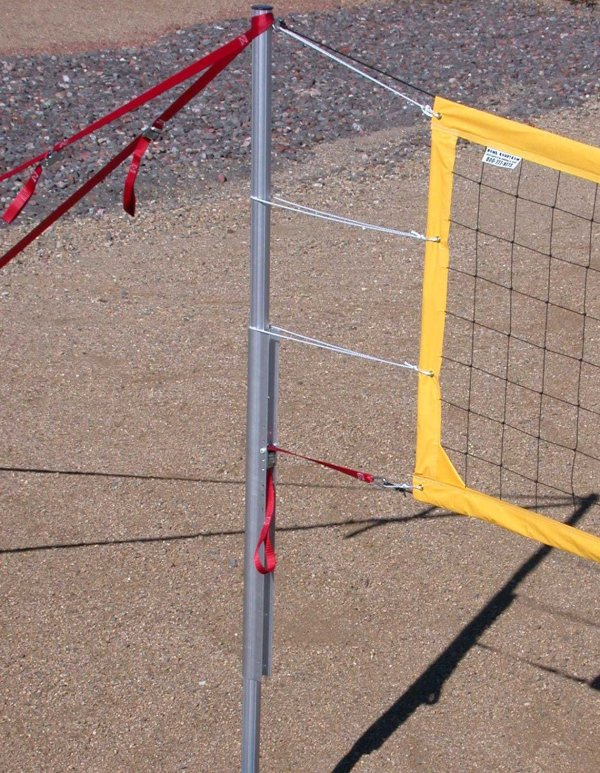 Professional Portable Sand Volleyball Set