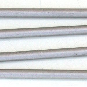 12 Inch Steel Guyline Anchor Stakes