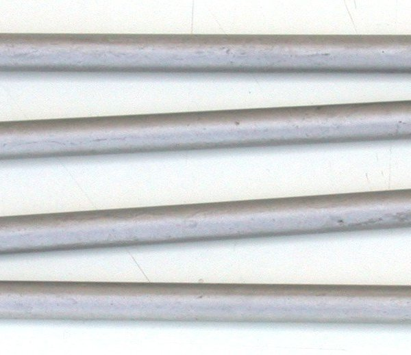 12 Inch Steel Guyline Anchor Stakes
