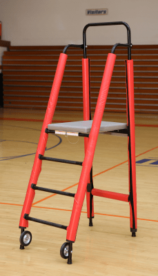 Referee Judges Stand Volleyball Folding