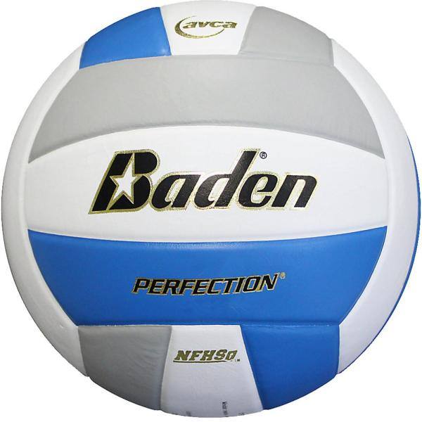 Baden Perfection Elite Blue White Grey