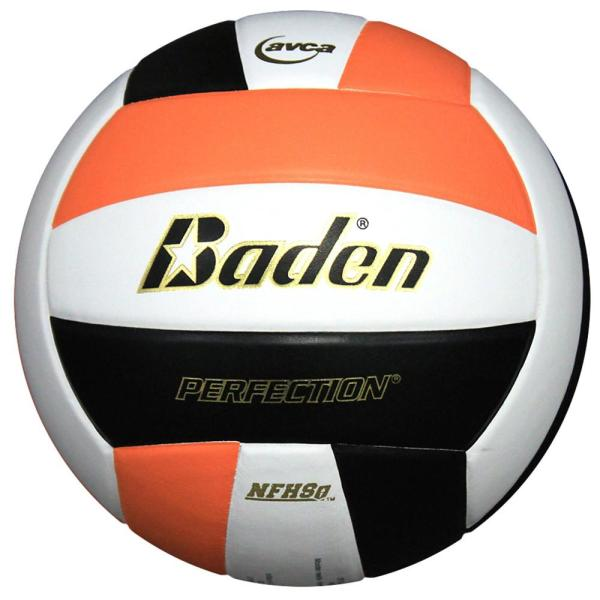 Baden Perfection Elite Orange Black White