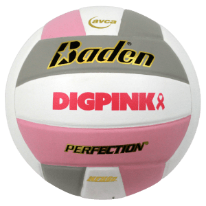 Baden Perfection Elite Pink Grey White