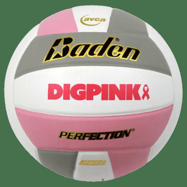 Baden Perfection Elite Pink Grey White