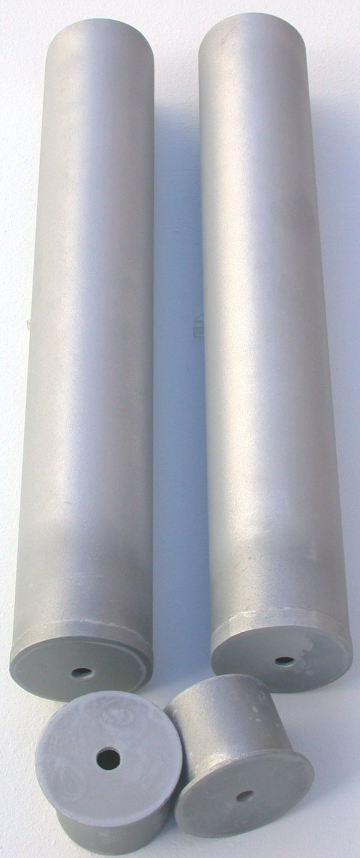 Galvanized Steel Ground Sleeves