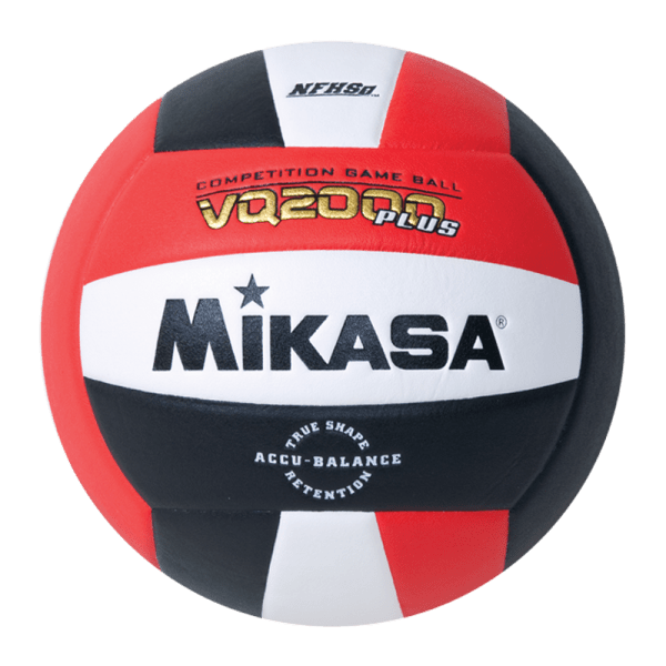 Mikasa Competition Micro-cell Game Ball Red White Black