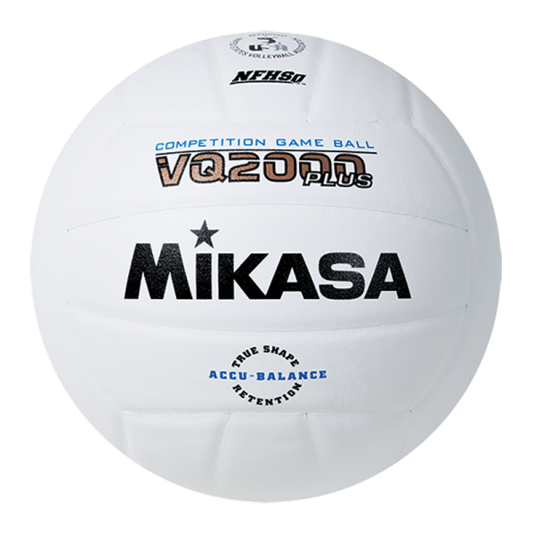 Mikasa Competition Micro-cell Game Ball White