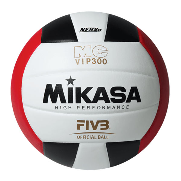 Mikasa High Performance Composite Ball Red White Black