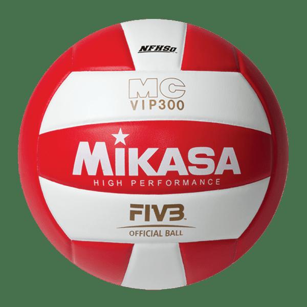 Mikasa High Performance Composite Ball Red White