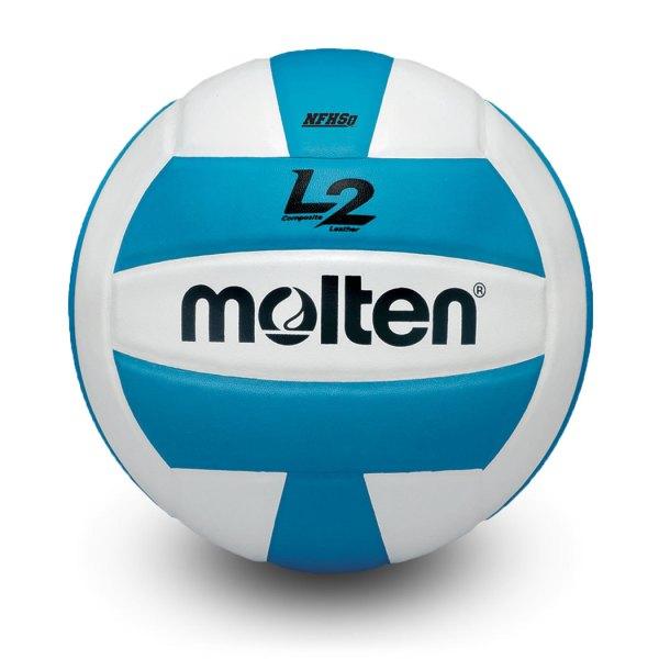 Molten L2 Microfiber Composite Club Ball Aqua