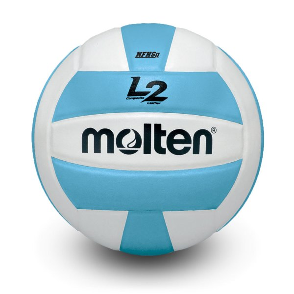 Molten L2 Microfiber Composite Club Ball Light Blue