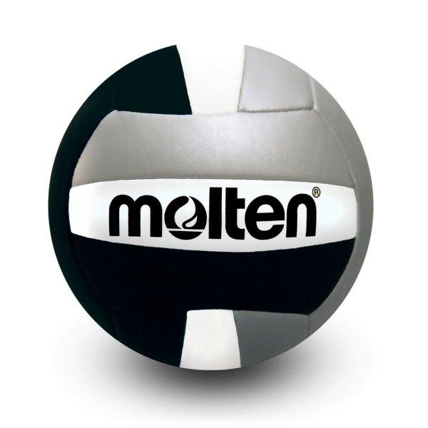Molten Mini Volleyball Black Silver