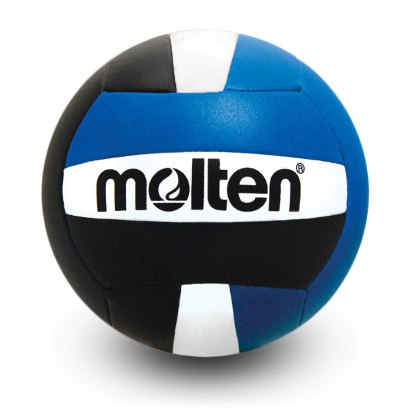Molten Mini Volleyball Blue Black