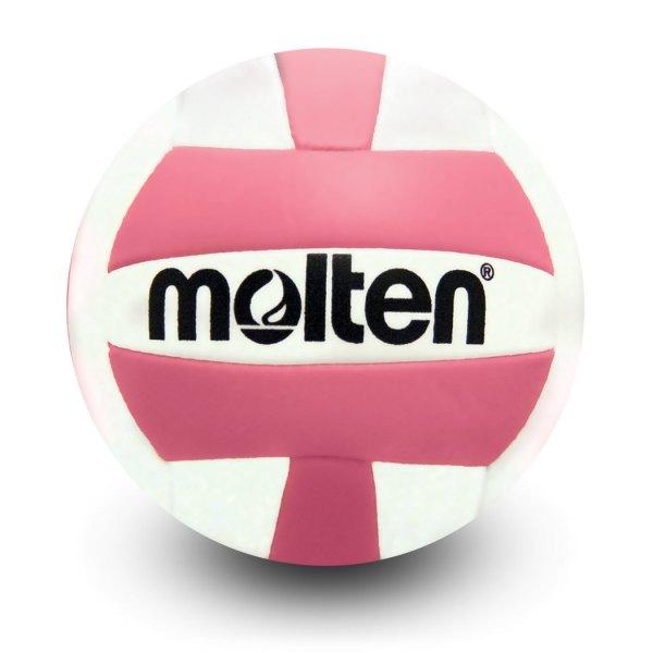 Molten Mini Volleyball Pink