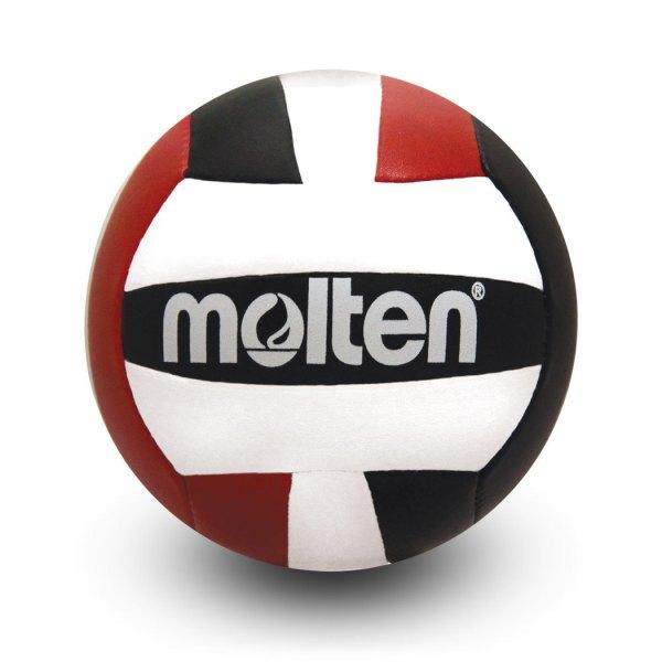 Molten Mini Volleyball Red White Black