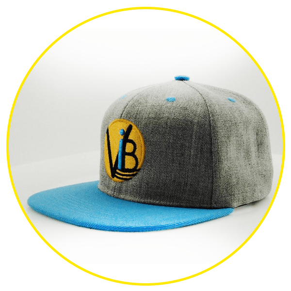 Blue VolliBands Hat, Official Merch