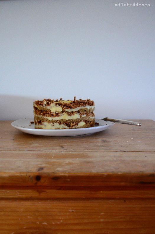Einkaufsliste, umgekehrt, oder: Momofuku Leftover Pretzel Cake