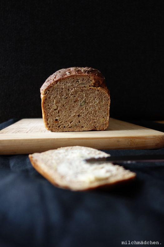 (K)ein guter Stern: Apfel-Kartoffel-Brot