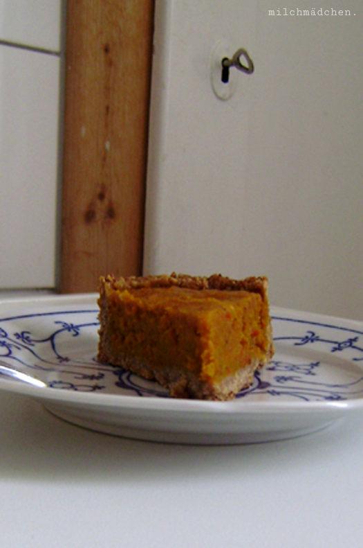 Obst ist mein Gemüse: Pumpkin Pie