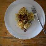 Schwäbische Maultaschen mit Schmorzwiebeln | milchmädchen.