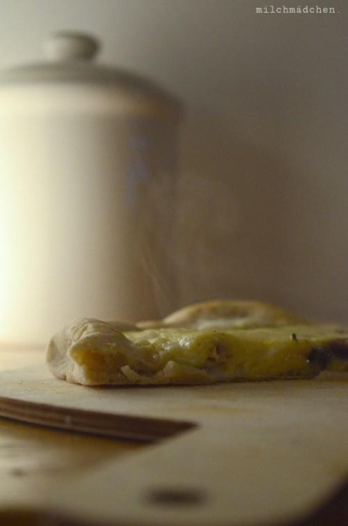 Schneller Pizzateig nach Plötzblog | milchmädchen.