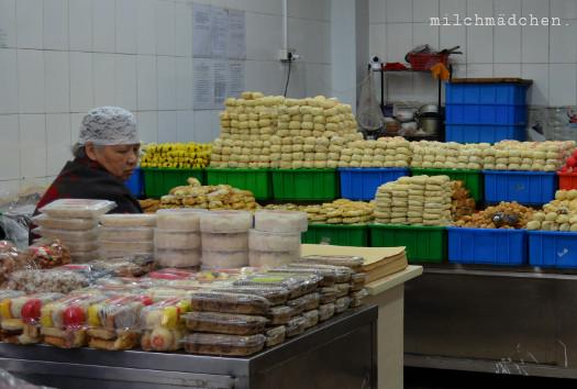 Gebäck in Xi'an | milchmädchen.