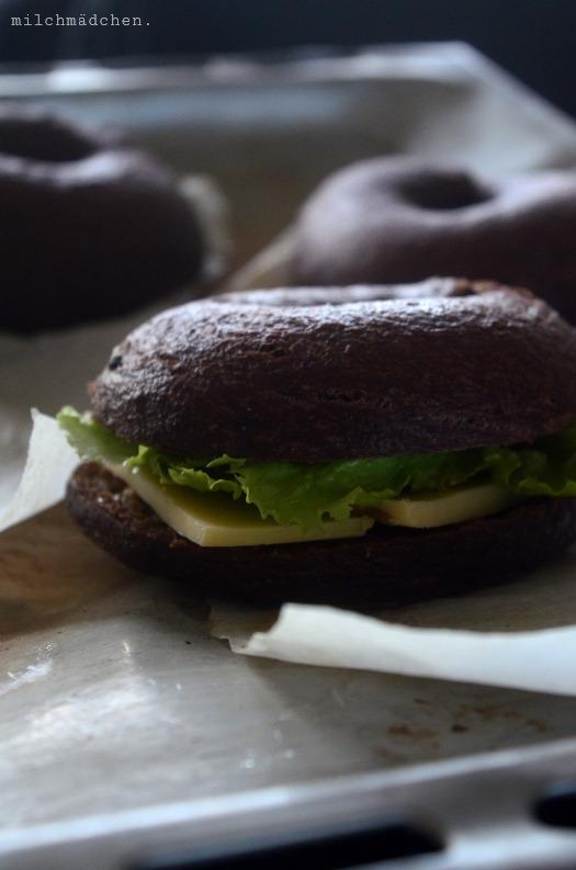 Black Bagel | milchmädchen.
