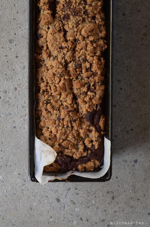 Roggt*: Rye Crumb Cake nach Alison Roman