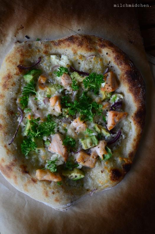 Pizza nostrana | milchmädchen.