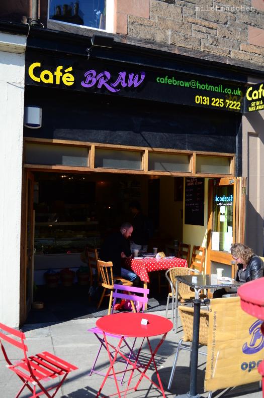Café Braw | milchmädchen.