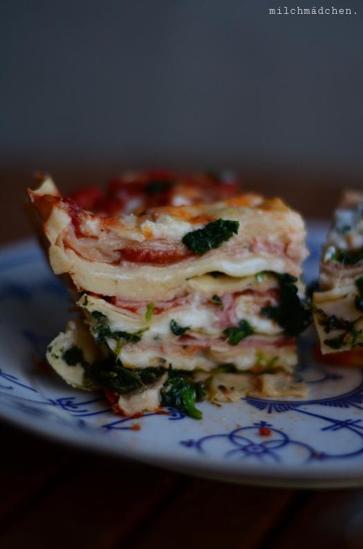 24 Layer Lasagna   milchmädchen.