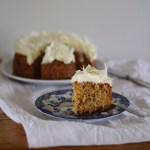 Carrot Cake nach Ottolenghi | milchmädchen.