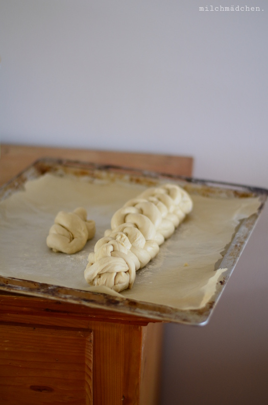 Schweizer Butterzopf mit Festem Starter   milchmädchen.