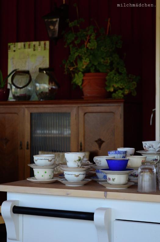 Café Lantligt Anno 1785 | milchmädchen.