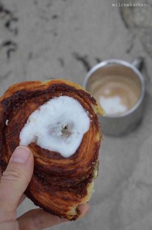 Wienerbröd am Strand | milchmädchen.