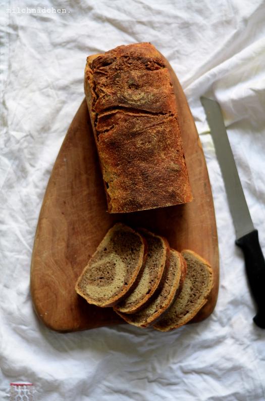 Marble Rye Bread | milchmädchen.