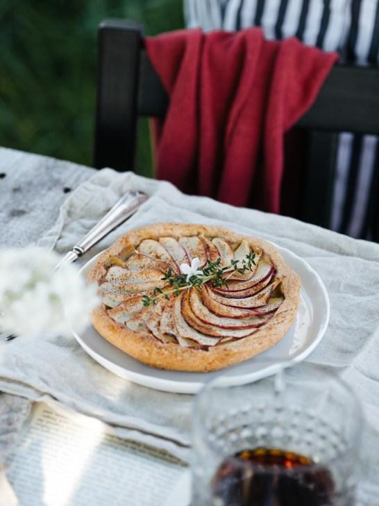 Apfel-Tartelettes