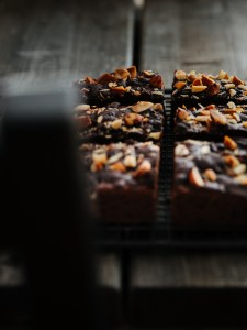 veganer glutenfreier Chocolate Brownie Rezept