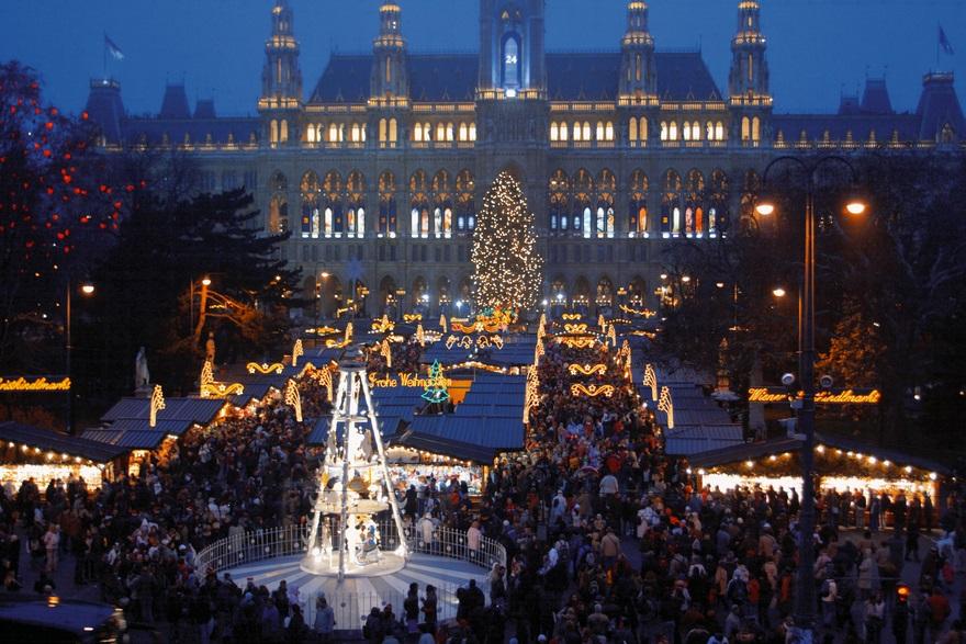 I Mercatini di Natale di Vienna la guida completa  VoloGratis