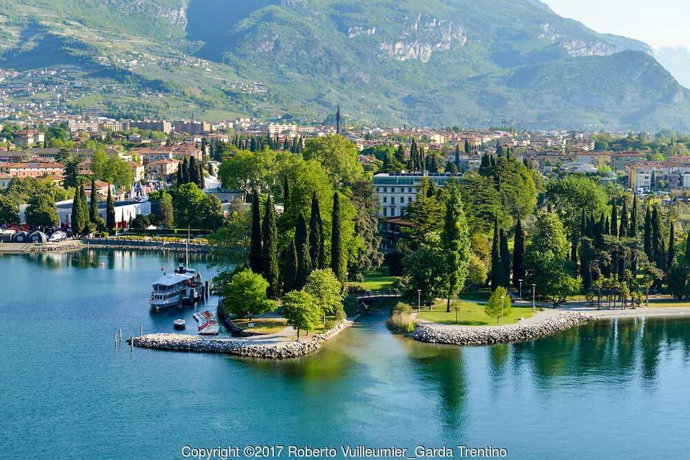 In partenza per Garda con Gusto a Riva del Garda