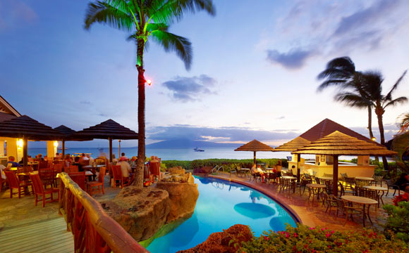 Volonlineit  Maui  Sheraton Resort  Spa