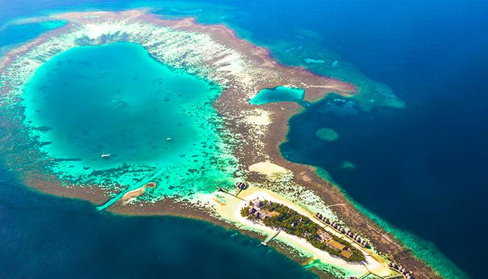 Volonlineit  Mirihi Island Resort