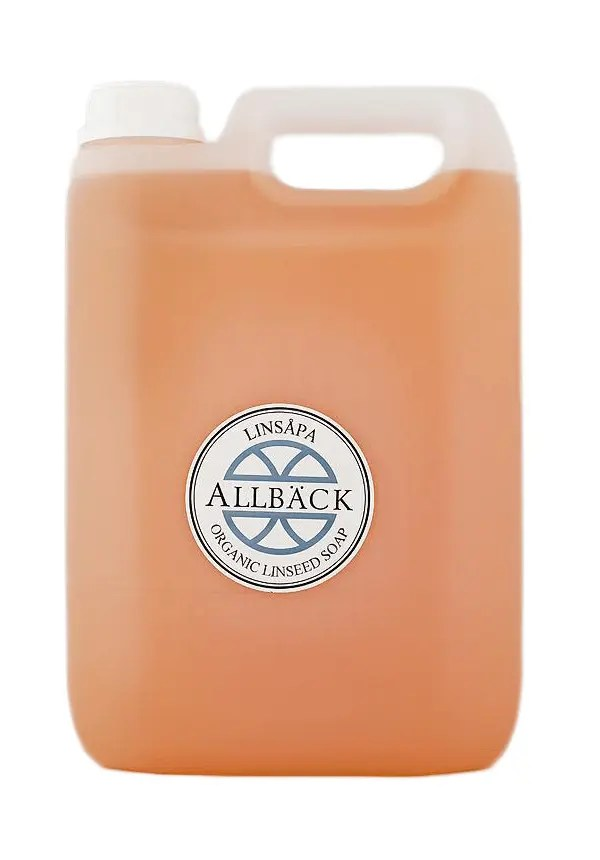 ALLBACK LINSEED SOAP