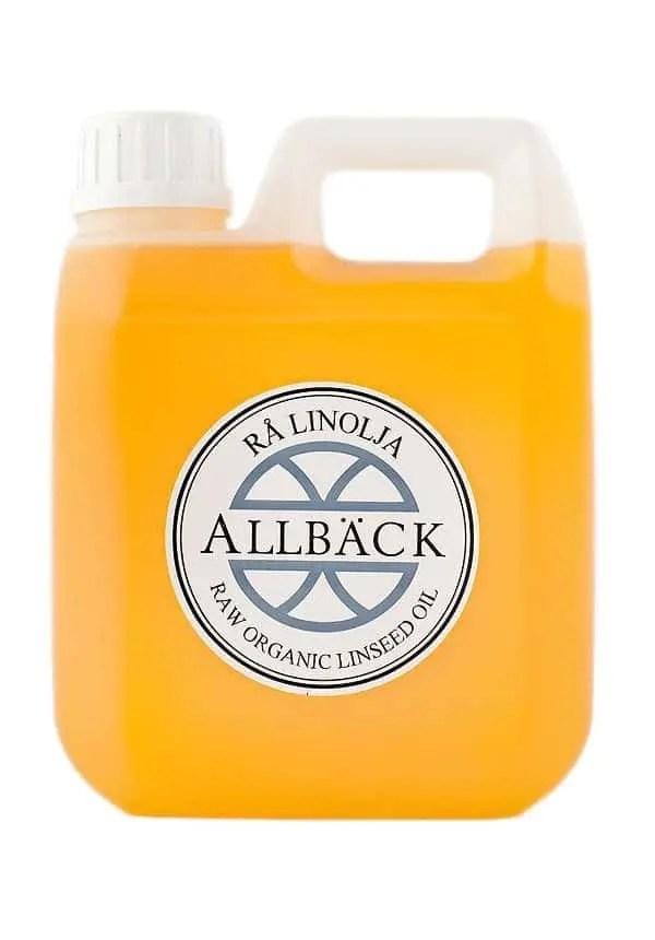 ALLBACK OIL LINSEED