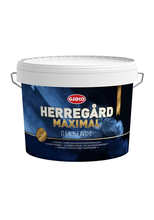 GJØCO HERREGÅRD MAXIMAL