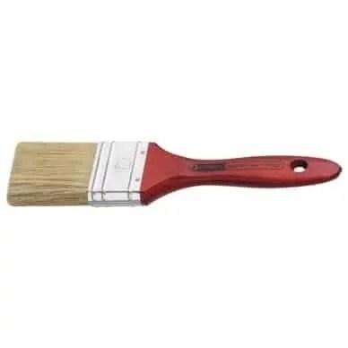 STORCH Flat brush ClassicTOP mix raudonas