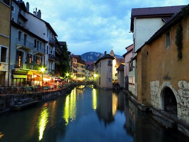 Annecy Francia racconto di viaggio